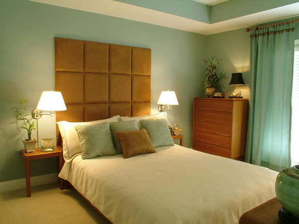 pictures of bedroom color schemes for men