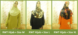 Ready To Wear (RWT) Hijab