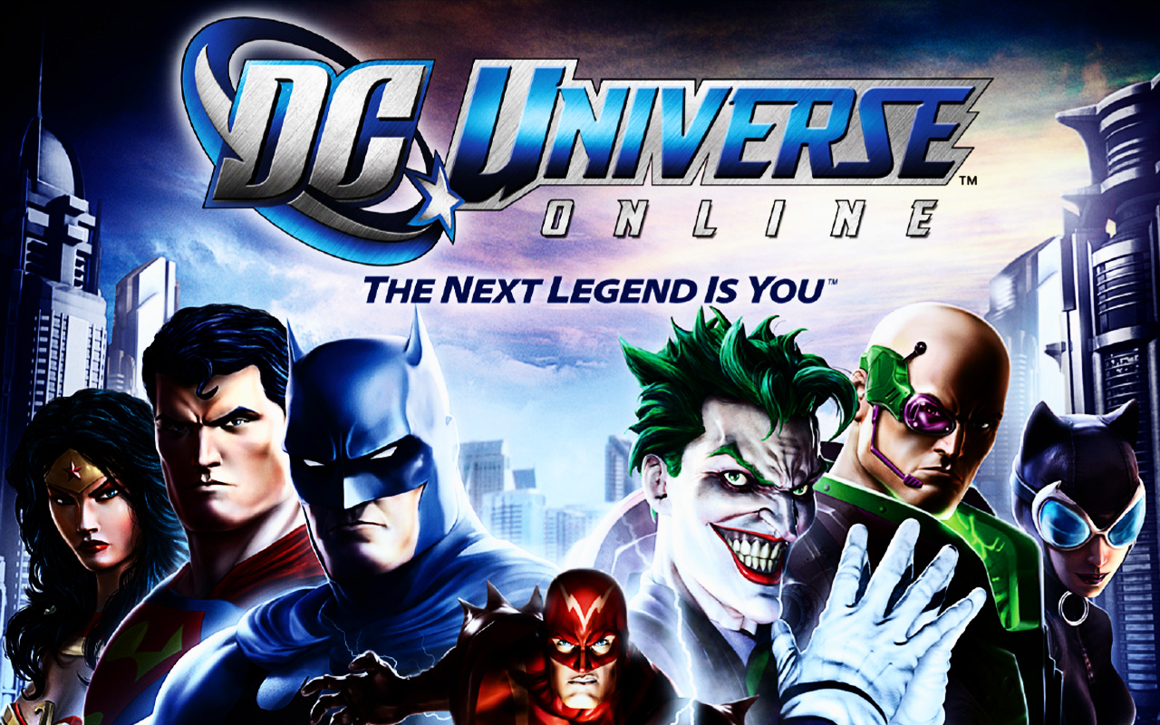 Dc Universe HD & Widescreen Wallpaper 0.346783412870767