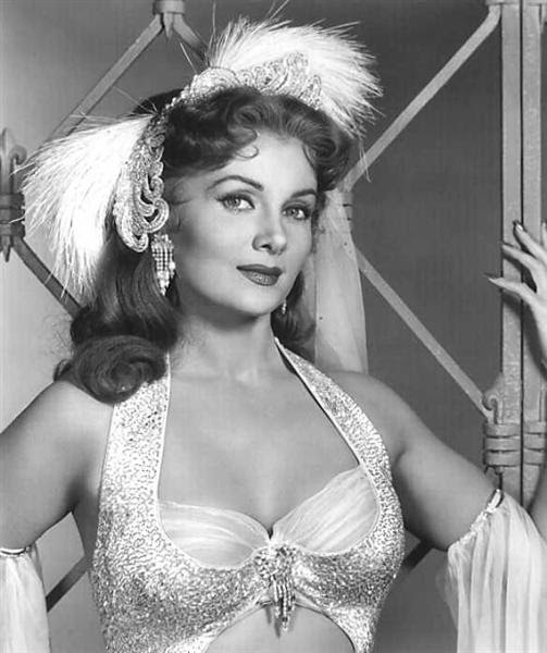 Photo Gallery Actress Rhonda Fleming Photo Pic