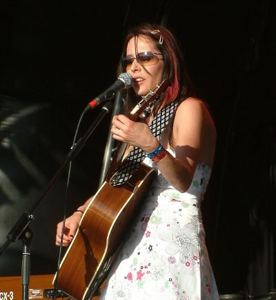 New Hot Sexy Beauty: Nerina Pallot photo pic