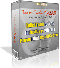 TRAIN YOUR CAT TO USE YOUR TOILET
