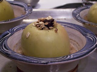 Melt in the Mouth Baked Apples
