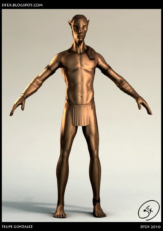 Avatar Bronze