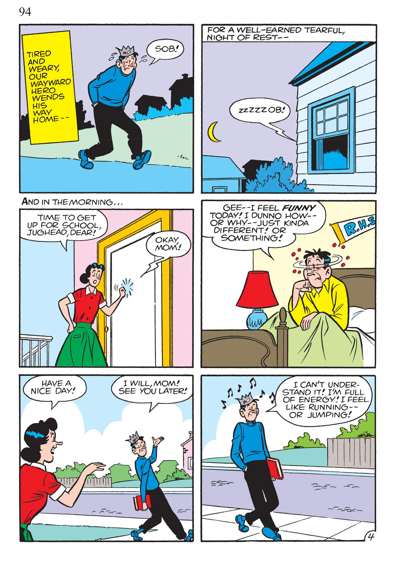 Read online The Best of Archie Comics comic -  Issue # TPB 2 (Part 1) - 96