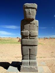 Tiahuanaco / Bolivia