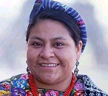 Rigoberta Menchú / Guatemala