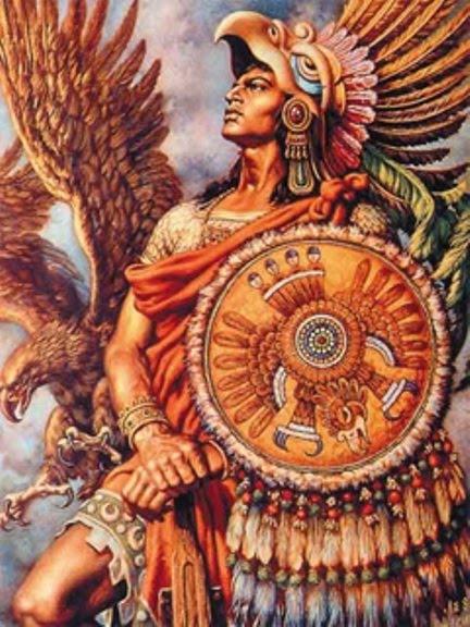 Cuauhtémoc - (1496 -1525) / MÉXICO
