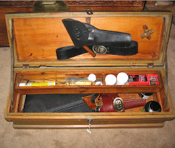 Large BP Revolver Shooting Box