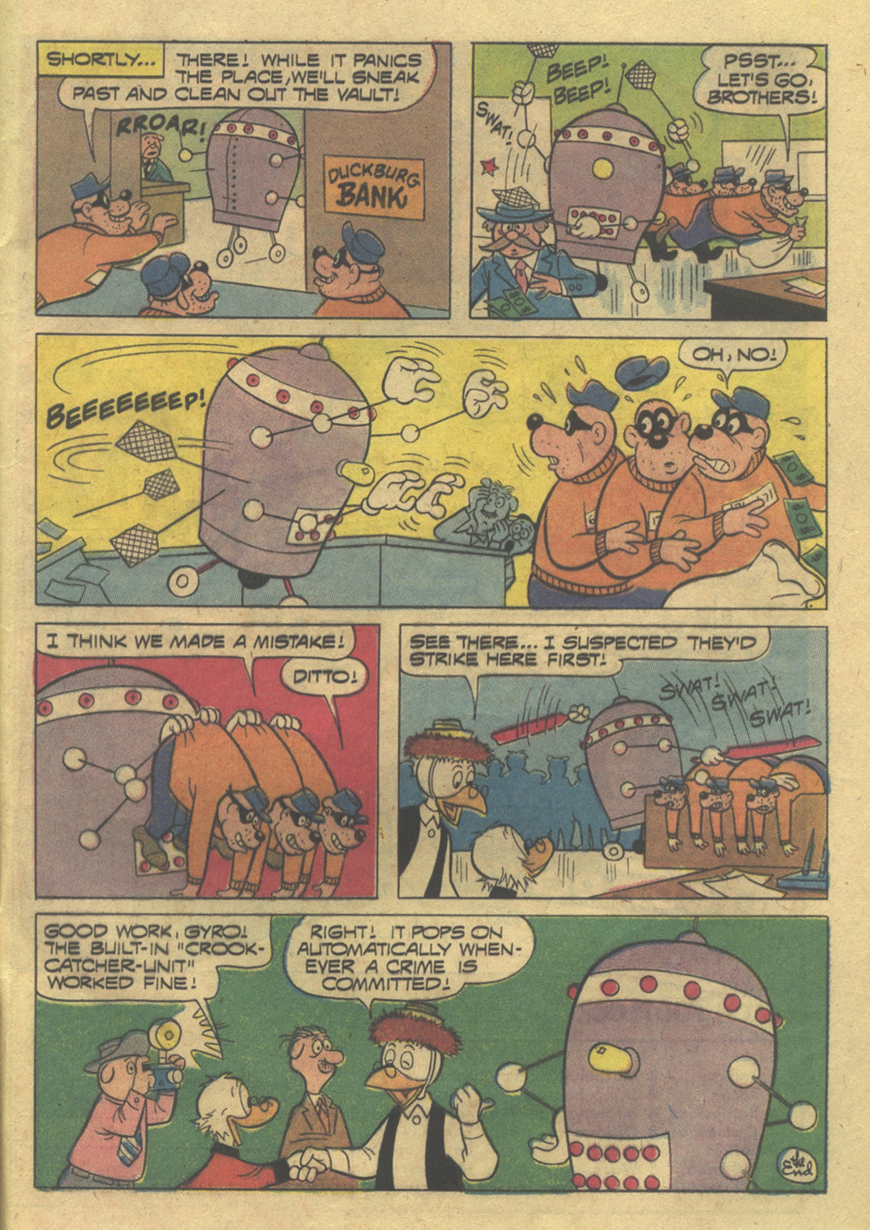 Uncle Scrooge (1953) Issue #98 #98 - English 33