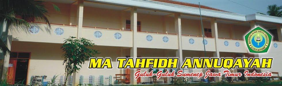MA Tahfidh Annuqayah