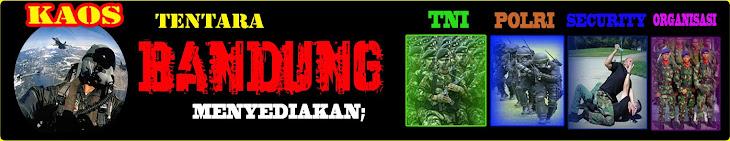 kaos TNI-POLRI bandung