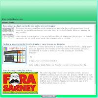 gadget para blog ou download de gadget para computador