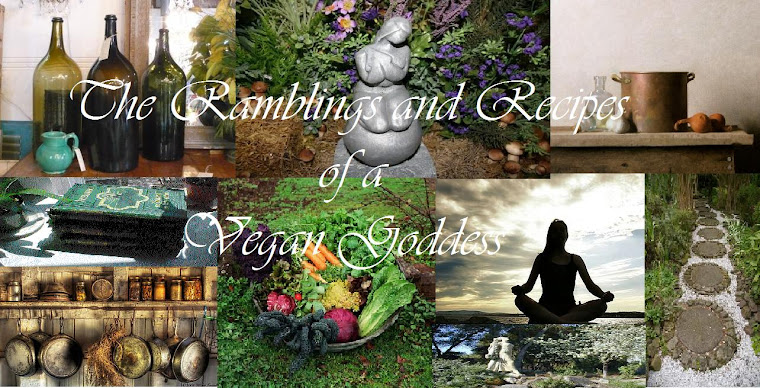 The Ramblings and Recipes of a Vegan Goddess