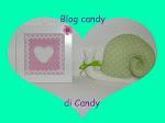 Blog candy di un pezzo di stoffa