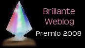 Brillante Weblod Premio 2008