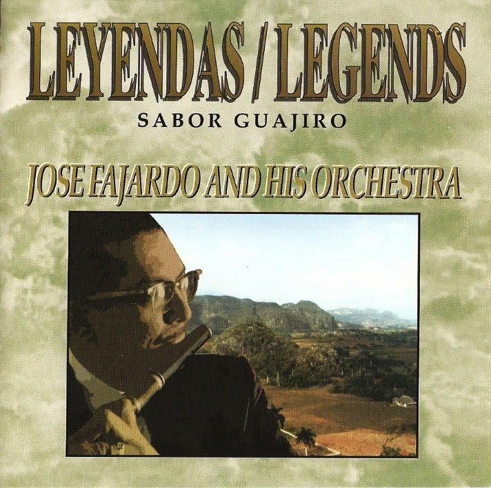 Fajardo Con Su Flauta Y Orquesta - Fajardo/2 (Danzones Bailables Instrumentales)