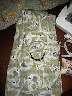 baby sling pattern - Crochetville