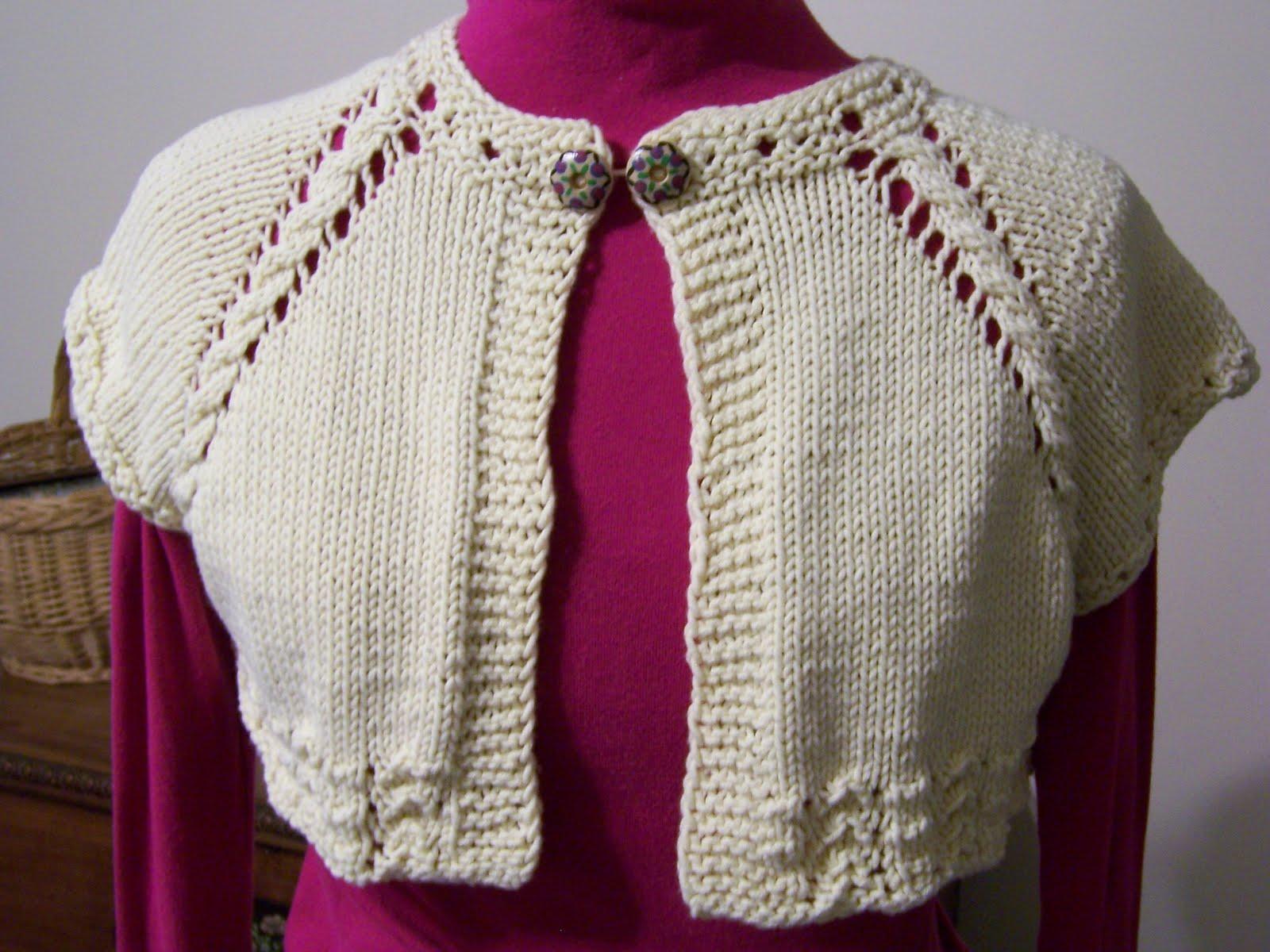 By Hand, With Heart ... hand-knit designs: New Pattern Uploaded ...