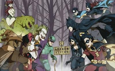 Batman Eiko Chan