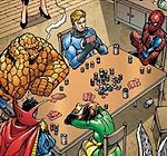 SuperHero poker