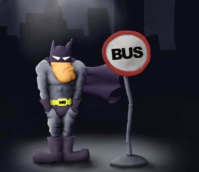 Batman Bus