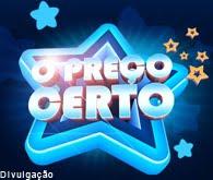 GAME: ''O PREÇO CERTO''