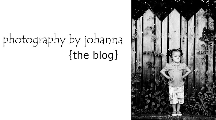 Photography by Johanna