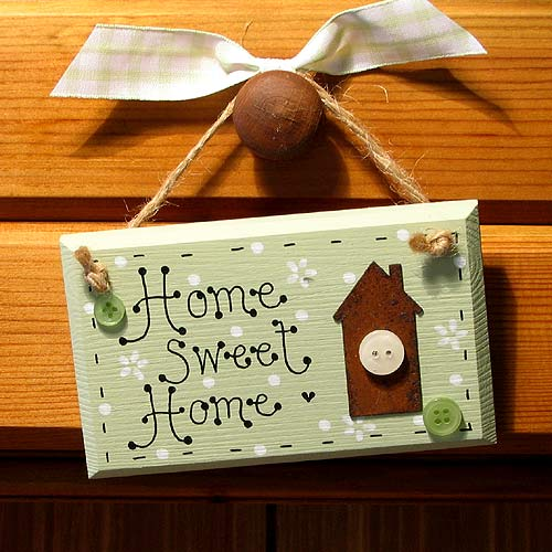 Write On Target: Home Sweet Home