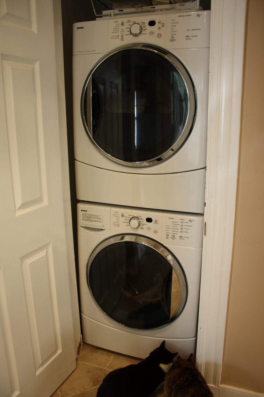 Washers dryers at lowes stackable combo front load 2015 personal blog - Apartment size stackable washer and dryer ...