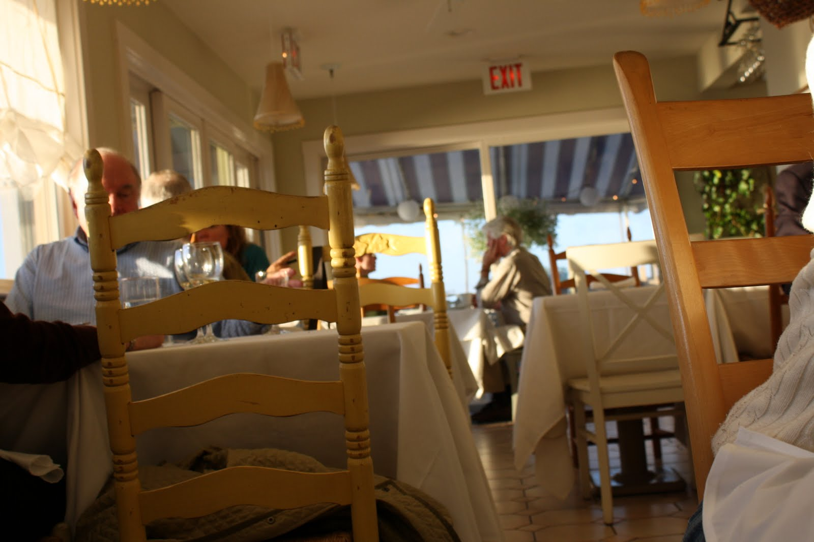 Cafe Chatelaine- Life in Sweet New England: My Place by the Sea in
