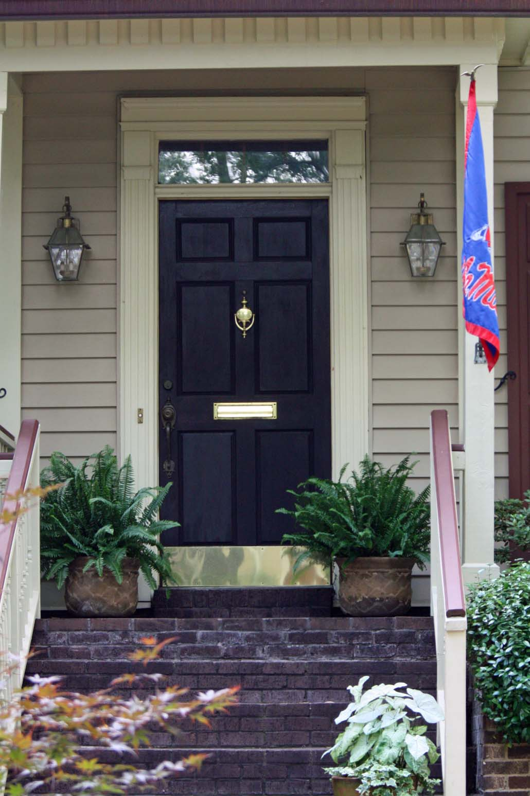 Southern lagniappe the curb appeal of doors Curb appeal doors