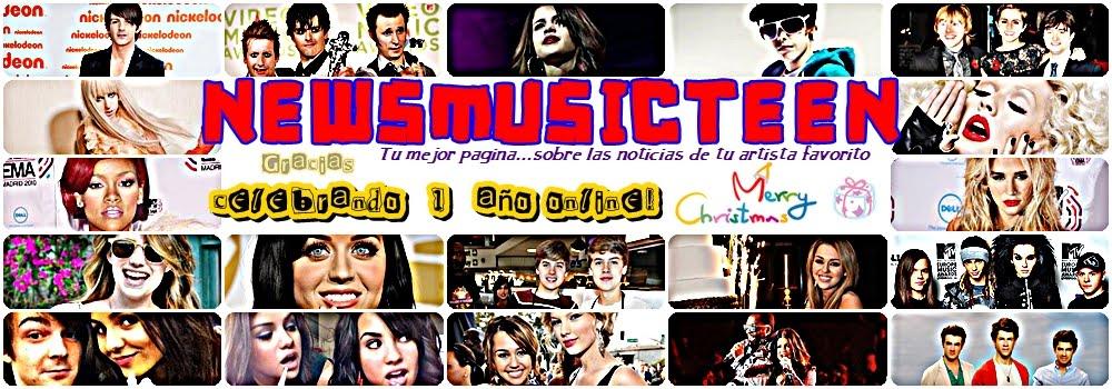 News Music Teen ------> :: Celebrando 1 año online!