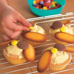 cupcake recipe dog shape