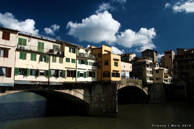 Puente Florencia Firenze