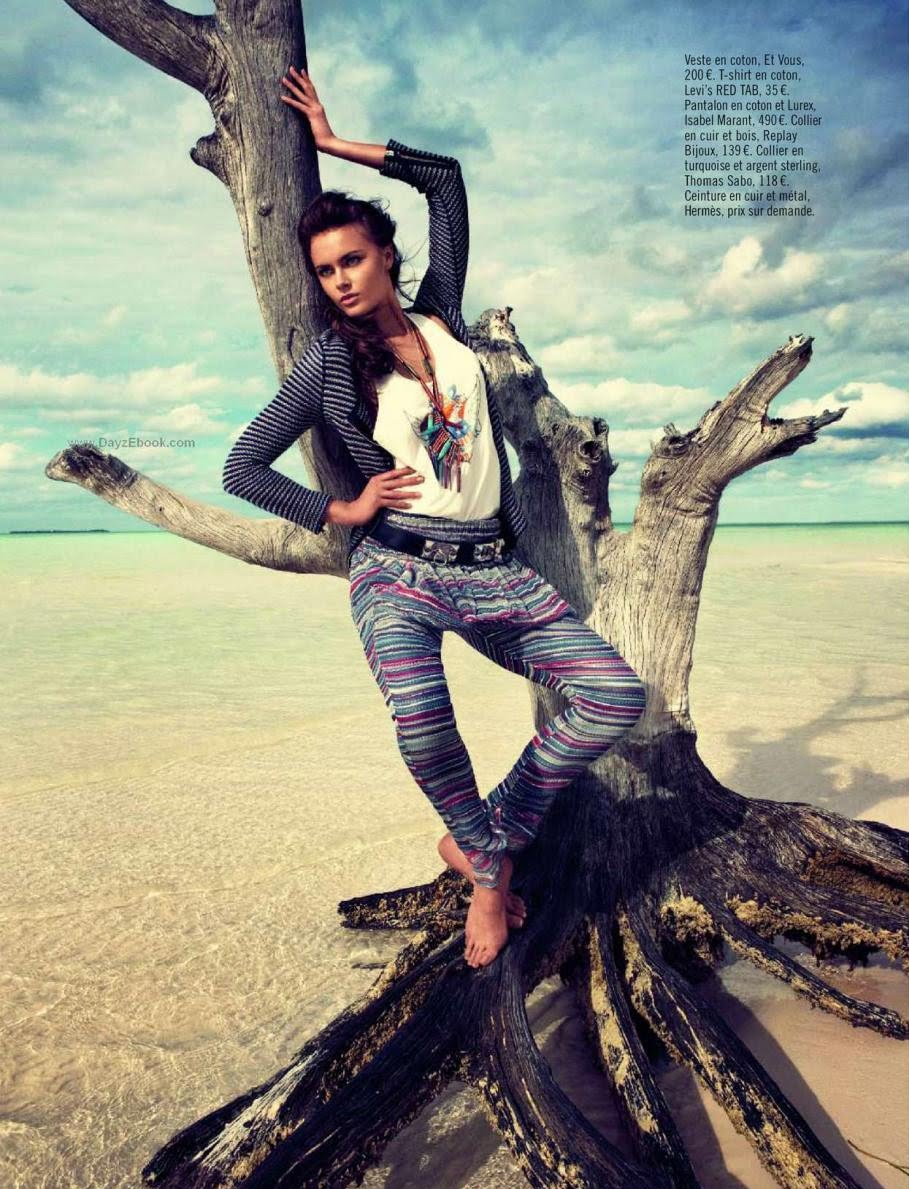 Eté Indien: French Glamour gets in on the tribal fashion ...