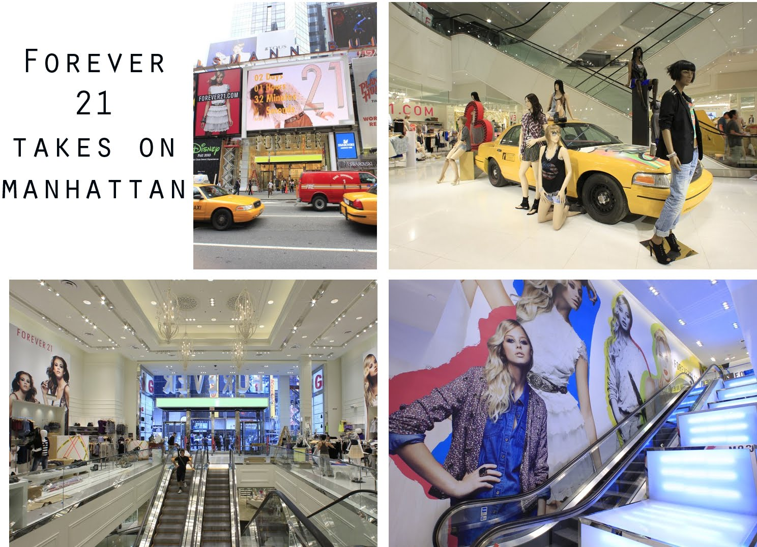 Forever 21 In New York