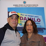 movimeinto Hacia el  Podeder con Danilo
