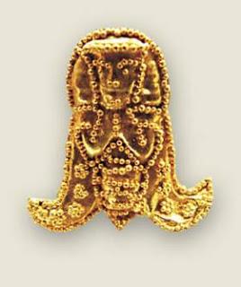 000 φύλλα χρυσού ηλικίας 2.700 ετών στην