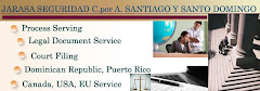 Dominican republic process server