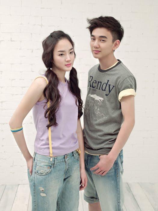 yoo seung ho girlfriend