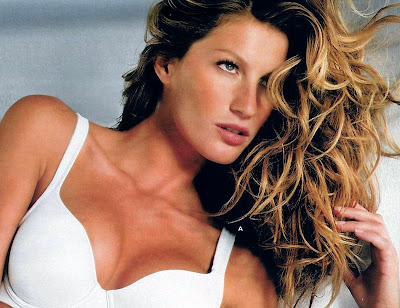Gisele Bündchen, world's richest supermodel