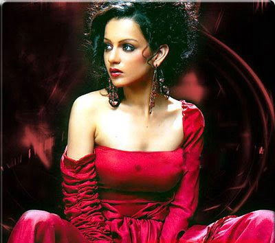 Beautiful Indian girl Kangna Ranaut