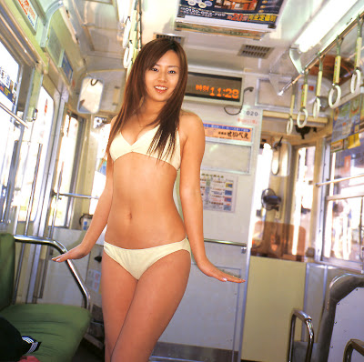 Japanese celebrity Jun Natsukawa