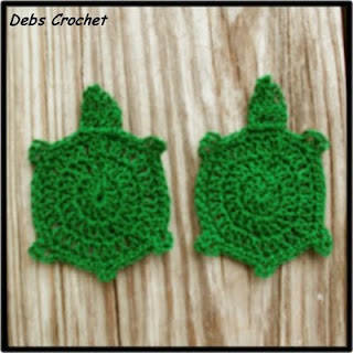 Free Crochet Patterns For Turtles - Free Crochet Patterns