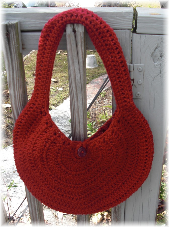 Nordstrom Crochet Hobo Bag Pattern : CROCHET HOBO BAG PATTERNS - Crochet Club