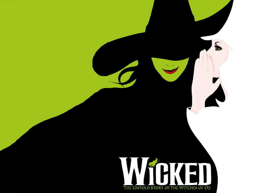 ... the musical that kevin has been dreaming about for so long wicked is