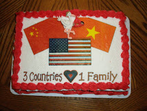 3 countries 1 family
