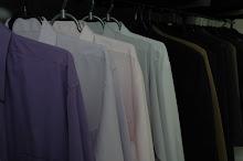 Camisas sociais coloridas