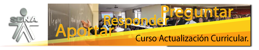 Curso Actualización de Desarrollo Curricular.